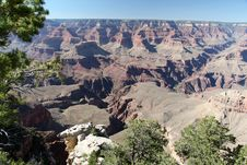 Free Grand Canyon Peaks Stock Image - 25850111