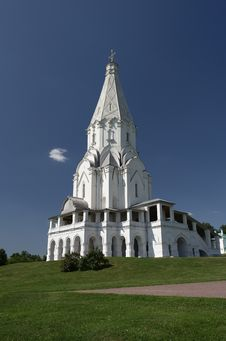 Free Church Of The Ascension In Kolomenskoe Stock Images - 25851384
