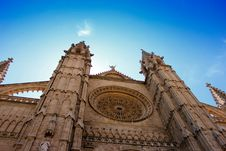 Free Detail Of Cathedral Of Palma Royalty Free Stock Image - 25854076