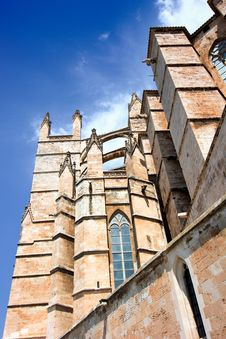 Free Detail Of Cathedral Of Palma Royalty Free Stock Images - 25854559