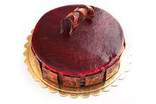 Free Red Tart Royalty Free Stock Image - 25856526