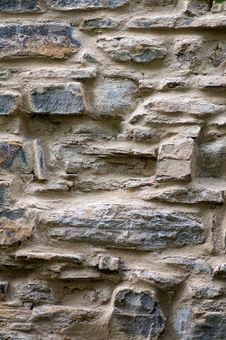 Free Stone Wall Stock Photo - 25859310