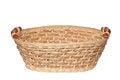 Free Empty Wooden Basket Stock Image - 25863411