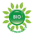 Free Perfect Badge Made For Your Bio Products Royalty Free Stock Image - 25864256