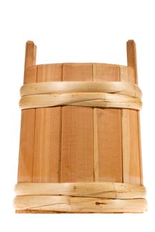 Free Small Wooden Barrel Stock Images - 25863074