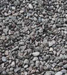 Free White And Black Pebble Stones Stock Photos - 25863643