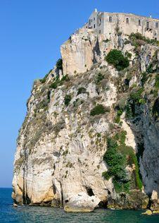 Free Landscape Of The Coast Gargano ITALY Royalty Free Stock Photo - 25866035