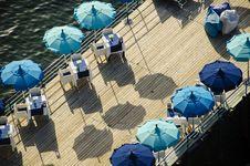 Free Beach Bar Royalty Free Stock Photo - 25867345