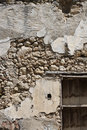 Free Old Stone Wall Construction Ruins Stock Photos - 25876423