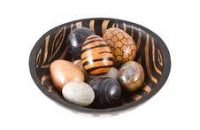 Free Bowl Of Eggs Royalty Free Stock Photo - 25872595