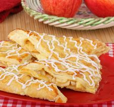 Free Apple Turnover Pastries Stock Image - 25874881