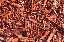 Free Red Sawdust Pattern Royalty Free Stock Photo - 25874915