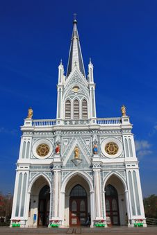 ThaiLand Chapel Royalty Free Stock Images