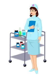 Free Nurse Stock Photos - 25885823