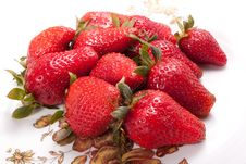 Free Strawberries Stock Photo - 25888260