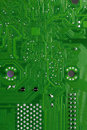 Free Close Up Of Computer Circuits Royalty Free Stock Photo - 25890765