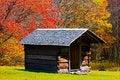 Free Log Cabin Stock Image - 25895781