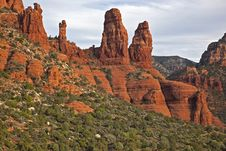 Free Sedona Red Rocks Stock Photography - 25891442