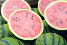 Free Watermelon Stock Image - 25895111