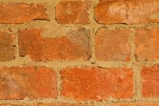 Free Background Of  Rough Brick Texture Royalty Free Stock Photos - 25898958