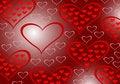 Free Vector Hearts Stock Photo - 2590110