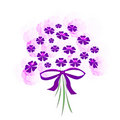 Free Purple Bouquet Stock Images - 2596684