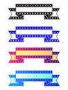 Free Ribbons Royalty Free Stock Photo - 2598795