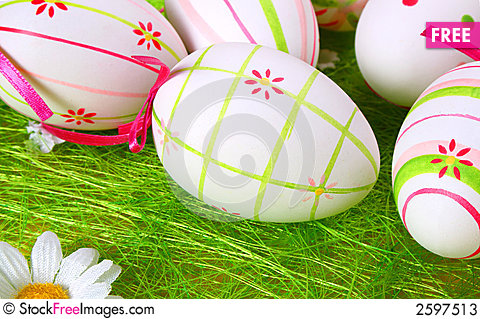 Free Easter Eggs Stock Photos - 2597513