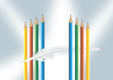 Free Pencil Quill Royalty Free Stock Images - 2592599