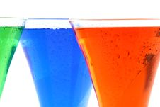 Free Cold Drinks Stock Photography - 2592652