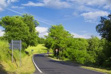 Free Road In The Countryside Stock Image - 2592891