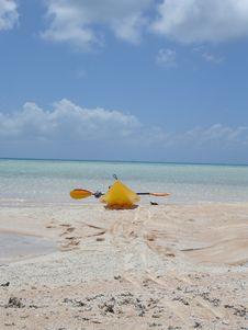 Free Canoe In Polynesia Royalty Free Stock Photos - 2592928