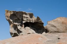 Free Remarkable Rocks/kangaroo Isla Stock Photography - 2593592