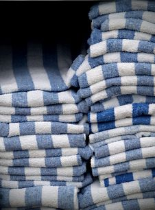Free Towel Stack Royalty Free Stock Images - 2594119