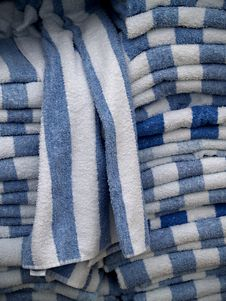Free Towel Stacks Stock Photos - 2594123