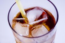 Free Cold Drink Close-üp Stock Photo - 2594140