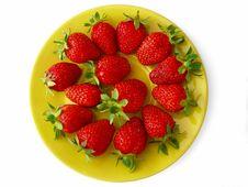 Free Fresh Strawberries Royalty Free Stock Photo - 2594305
