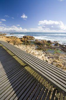 Free Mediterranean Beachfront Stock Image - 2595321