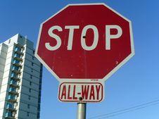 Free Stop Stock Photos - 2595563