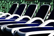 Free Row Of Chairs Stock Photography - 2595942