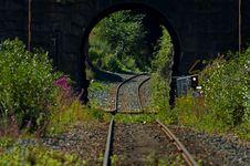 Free Tracks Royalty Free Stock Image - 2597876