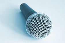 Free Microphone Royalty Free Stock Images - 2598979