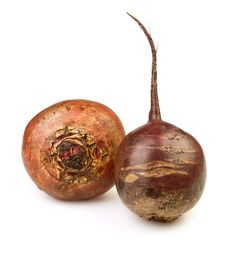 Free Two Beets Stock Images - 25906074