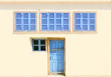 Free Mediterranean Residential Building Stock Photo - 25909310