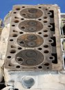 Free Cylinder Head. Stock Photos - 25917133