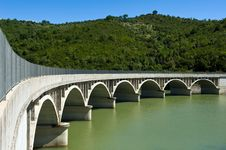 Free Dam Alento Stock Image - 25911301