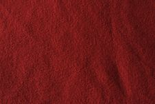 Free Red Fabric Texture Royalty Free Stock Image - 25911836