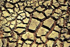 Free Drought Land Stock Photos - 25914613