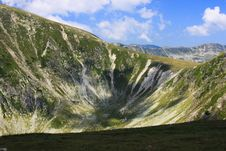 Free Beautiful Scenery From Transalpina Stock Photo - 25918950