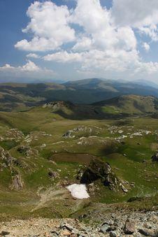 Free Beautiful Scenery From Transalpina Stock Photo - 25919020